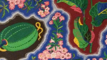 Josef Frank design - Fashion and Textile Museum exhibition Jan 2017