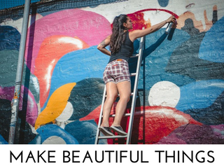 Creative suggestions for teenage girls