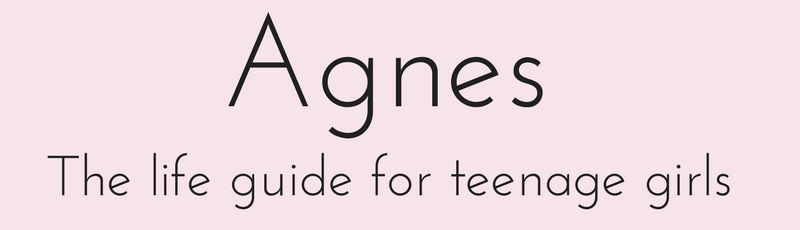 Agnes the life guide for teenage girls
